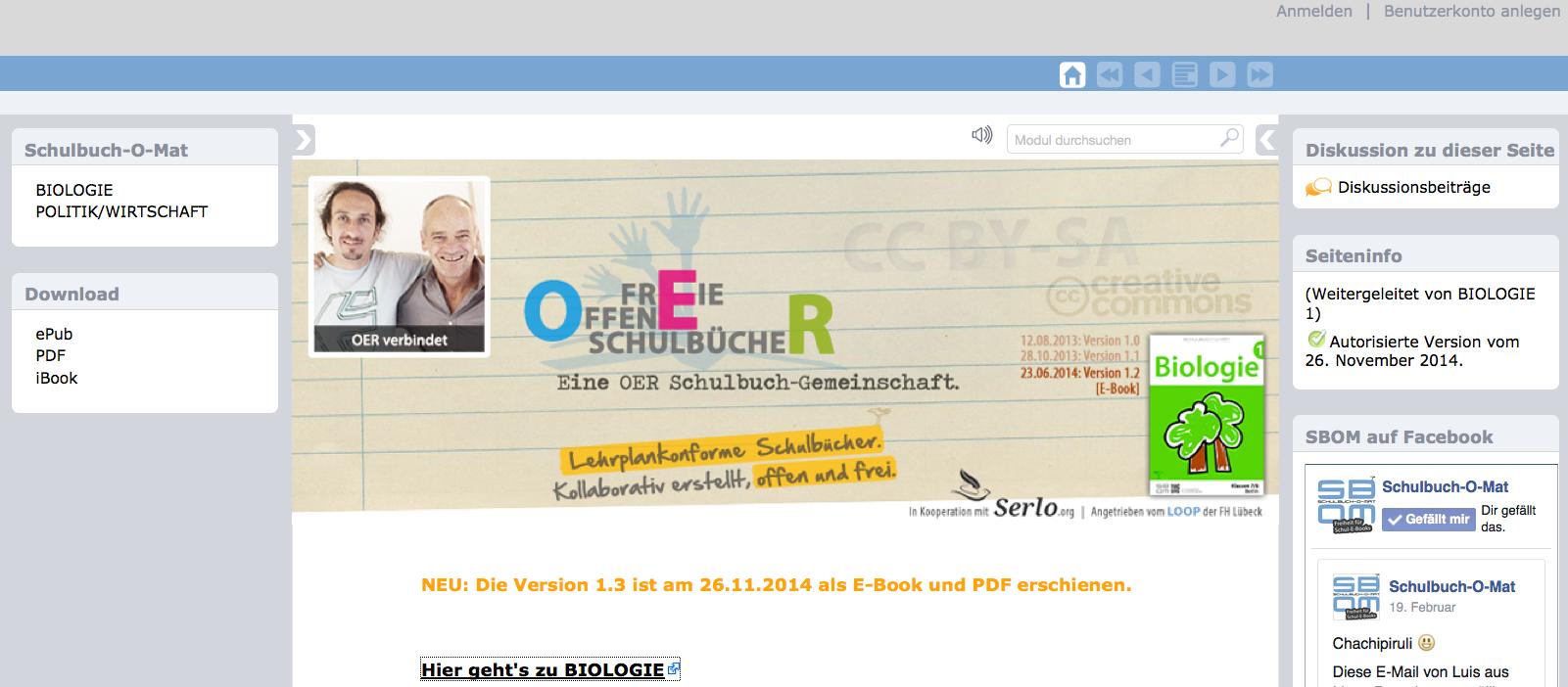 Screenshot von schulbuch-o-mat.oncampus.de (nicht unter freier Lizenz)