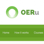 OERu, Screenshot