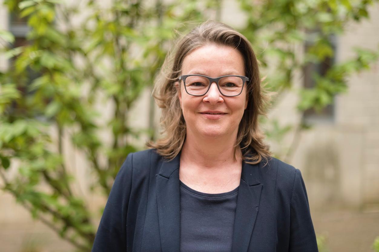 Claudia Leitzmann. Foto von Marius Klemm, nicht unter freier Lizenz