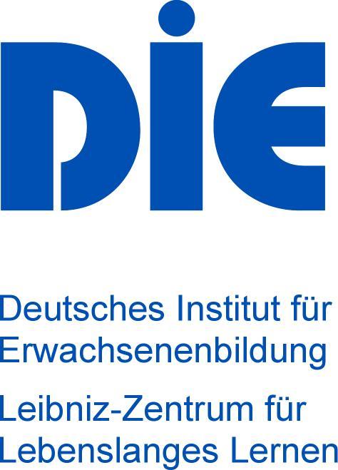 Logo des DIE