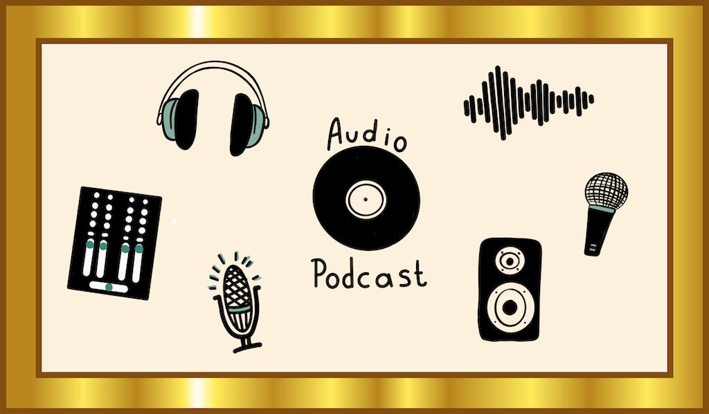 Der Gold-Standard für Podcast als OER