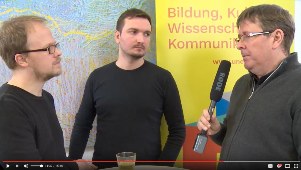Ausschnitt aus dem Video, CC BY 4.0 von Jöran Muuß-Merholz.