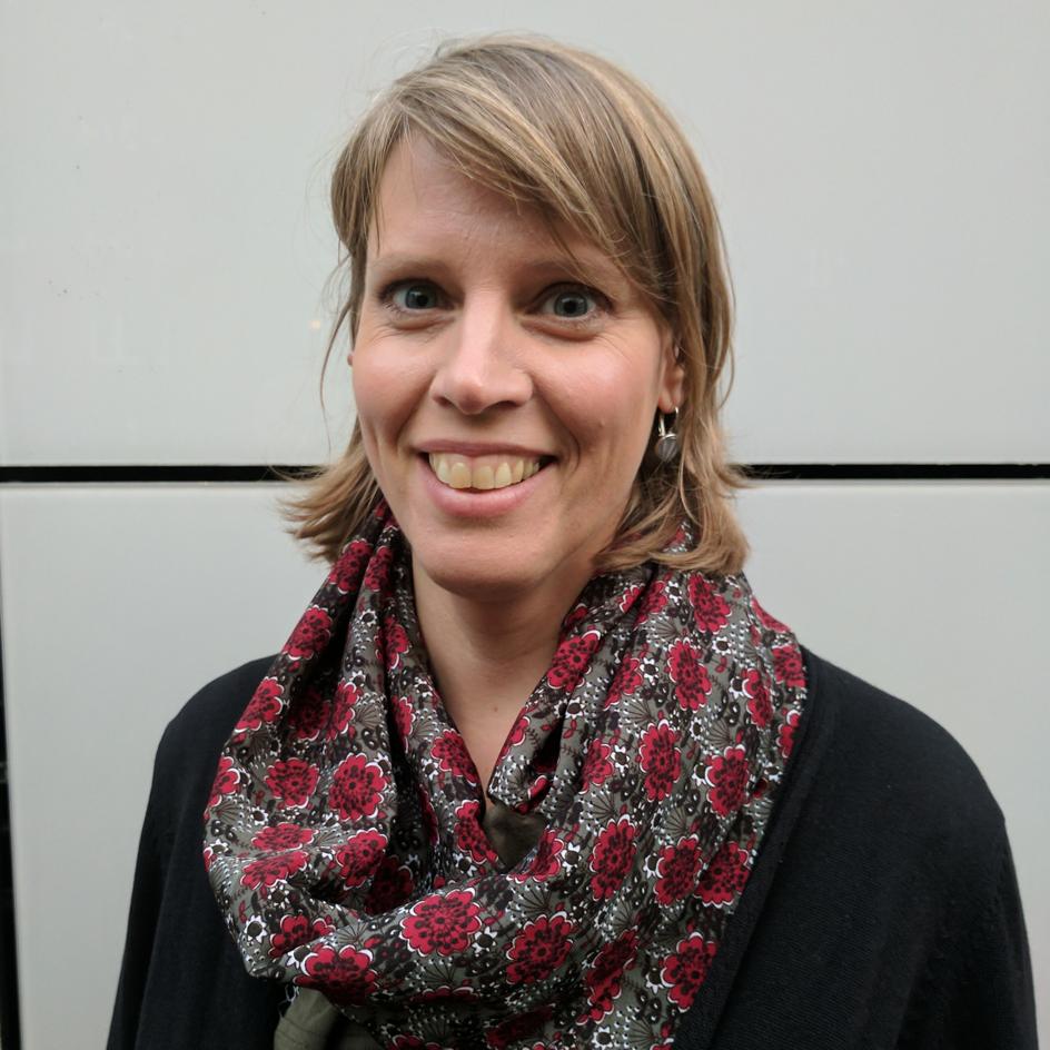 Sonja Borski. Foto von Hannah Birr, CC BY 4.0