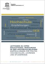 Leitfaden_OER_in_der_Hochschulbildung_2015_Cover