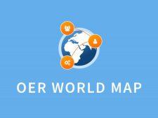 Logo OER World Map