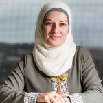 Lubna Ali, Foto: Lukas Netz, nicht unter freier Lizenz