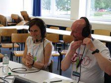 Podcast mit Maria Blöcher und Dominic Orr