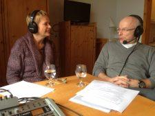 bei der Aufnahme: Hedwig Seipel und Jochen Robes, Foto von Jöran Muuß-Merholz unter CC BY 4.0