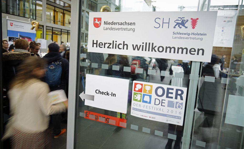 Herzlich willkommen in der Landesvertretung Schleswig-Holstein!