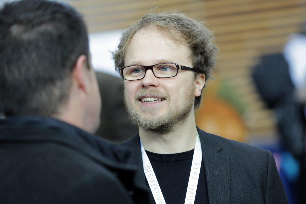 Gastgeber Jöran Muuß-Merholz