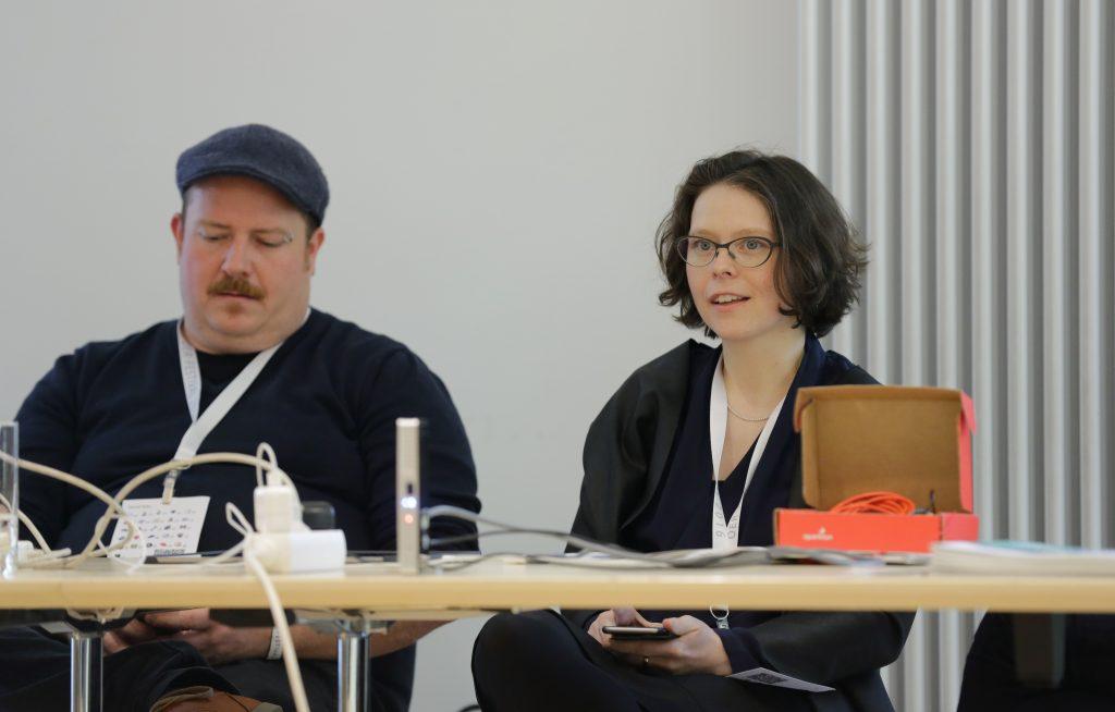 """Panel PaD16 """"Making, Hacking und OER – Sechs Projekte in 50 Minuten"""""""