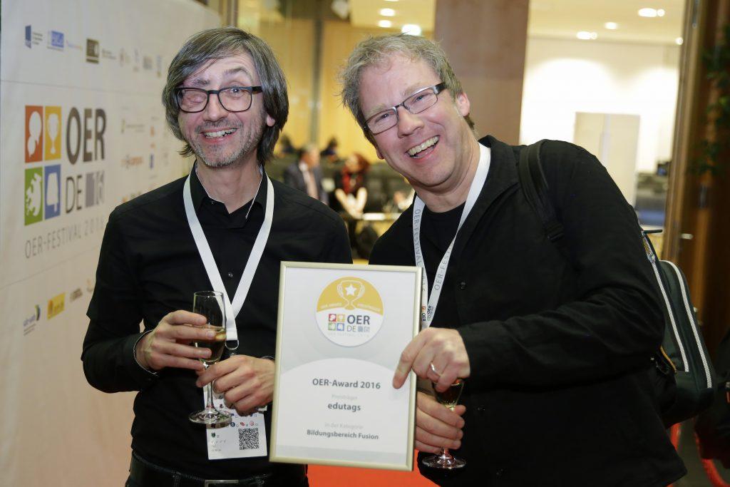 Preisträger Edutags