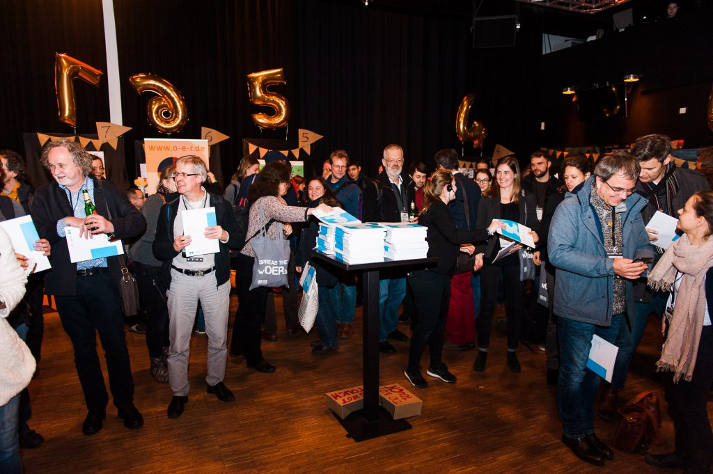 Berlin, 28.11.2017 – OER-Fachforum, Foto von Tilman Vogler für OERde17, CC BY 4.0