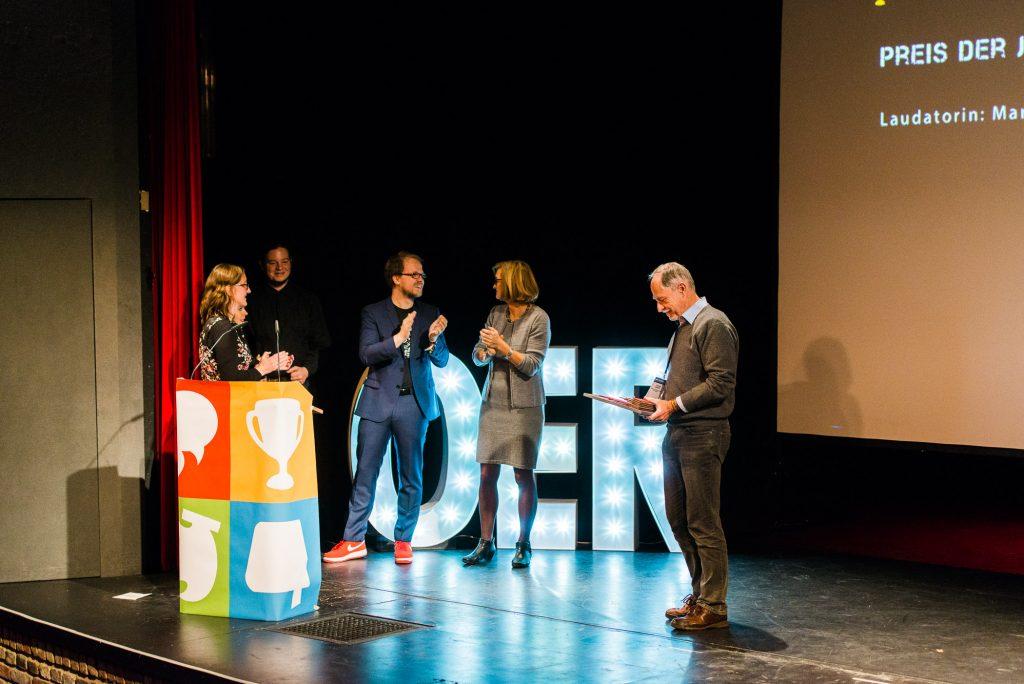Berlin, 27.11.2017 – OER-Award Preisverleihung, Foto von Tilman Vogler für OERde17, CC BY 4.0