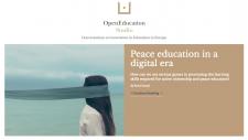 Screenshot Open Education Studio, nicht unter einer freien Lizenz