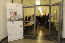 Das DIPF öffnet seine Türen für den Startworkshop von OERinfo. Foto: Regine Düvel-Alix für DIPF CC BY 4.0
