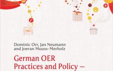 Titelblatt (Ausschnitt) German OER Practices and Policy von Dominic Orr, Jan Neumann und Jöran Muuß-Merholz. Hrsg. von Institute for Information Technology in Education der UNESCO CC BY SA 3.0