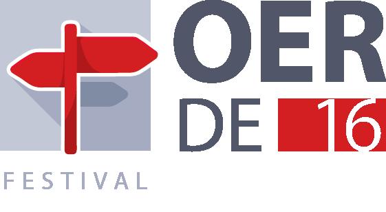 Logo OERde16 - Festival