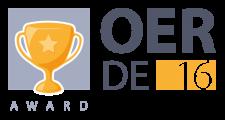 OER-Award 2016 - Die Auszeichnung für Open Educational Resources im deutschsprachigen Raum