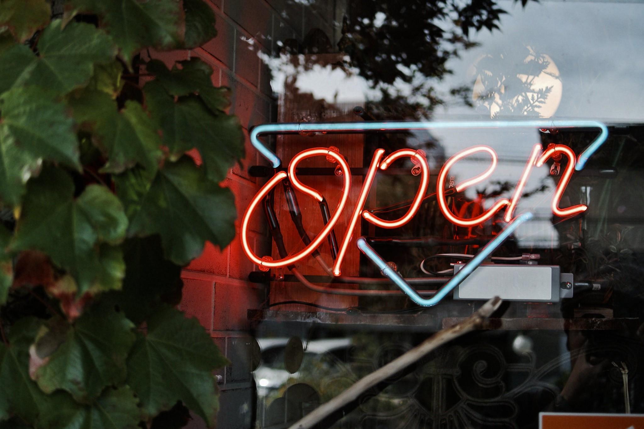 open – Miki Yoshihito via Flickr CCBY20