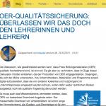 eine Übernahme von ZUM.de (Screenshot nicht unter freier Lizenz)